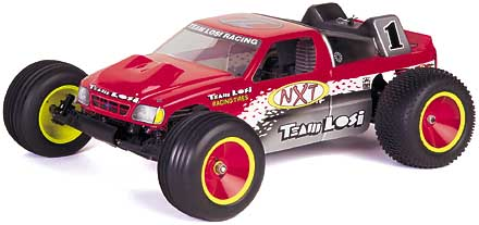 Team Losi NXT Graphite Plus